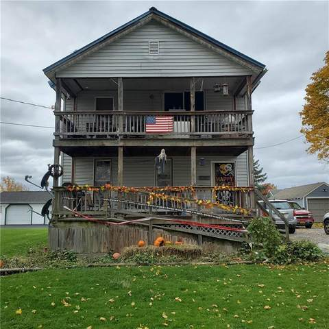 32 S Pearl Street, Attica, NY 14011 (MLS #R1303416) :: Mary St.George | Keller Williams Gateway