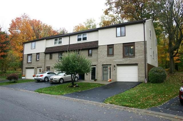 43 Woodridge Trail, Henrietta, NY 14467 (MLS #R1303453) :: Robert PiazzaPalotto Sold Team