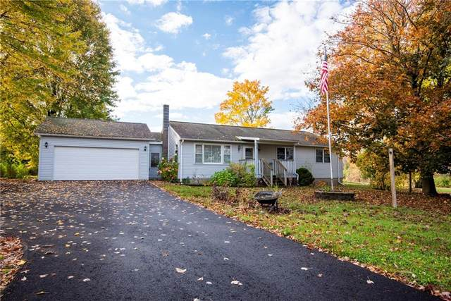 3305 Booth Road, Hopewell, NY 14424 (MLS #R1303482) :: Thousand Islands Realty