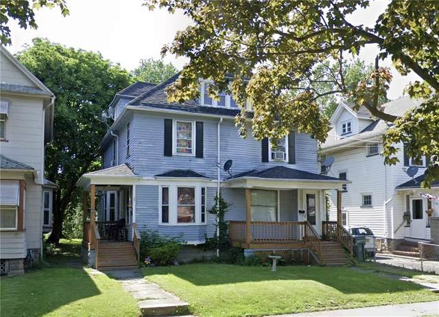 41 Burrows St Street, Rochester, NY 14606 (MLS #R1303486) :: BridgeView Real Estate Services