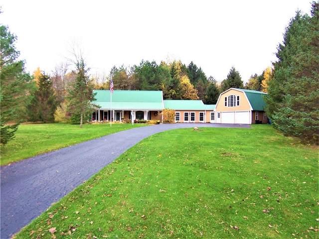 1485 Immanuel Drive, Macedon, NY 14502 (MLS #R1303552) :: TLC Real Estate LLC