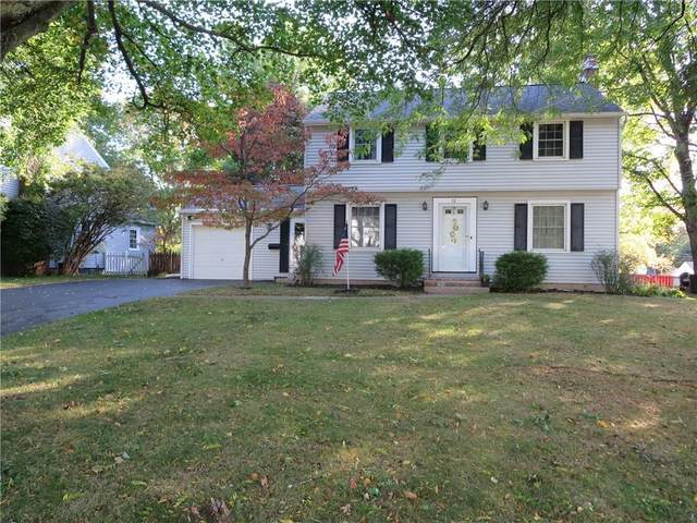 72 Oakcrest Drive, Irondequoit, NY 14617 (MLS #R1303557) :: Robert PiazzaPalotto Sold Team