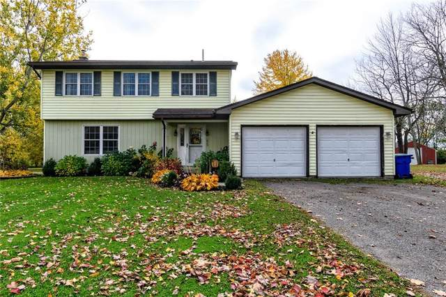 16898 Kenmore Road, Kendall, NY 14476 (MLS #R1303571) :: Thousand Islands Realty