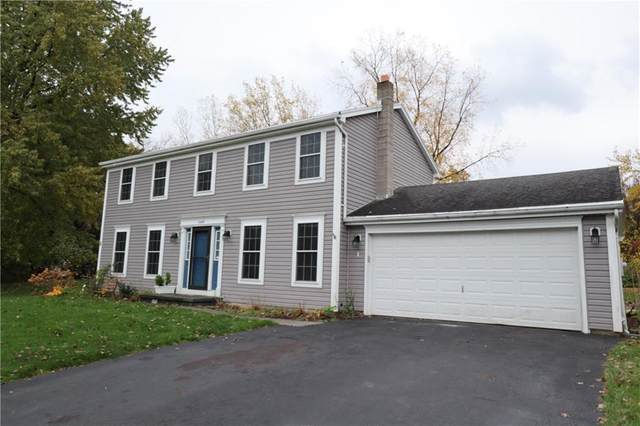 1449 Loughton Drive, Webster, NY 14580 (MLS #R1303636) :: MyTown Realty