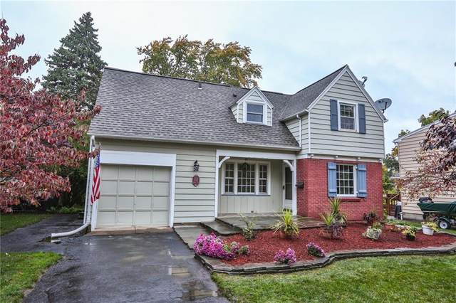 52 Gilbert Drive, Irondequoit, NY 14609 (MLS #R1303650) :: Robert PiazzaPalotto Sold Team