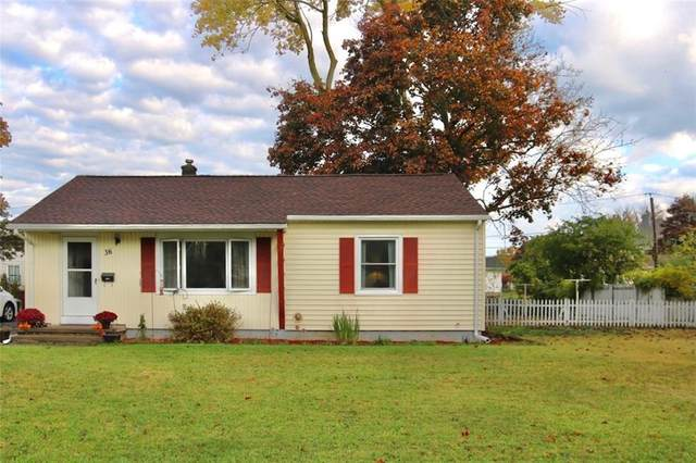 36 Castlewood Drive, Gates, NY 14624 (MLS #R1303672) :: Thousand Islands Realty