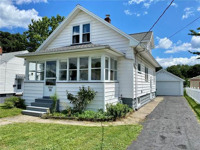 70 Lyceum Street, Rochester, NY 14609 (MLS #R1303697) :: Thousand Islands Realty