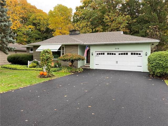 248 Lafayette Road, Irondequoit, NY 14609 (MLS #R1303758) :: Robert PiazzaPalotto Sold Team