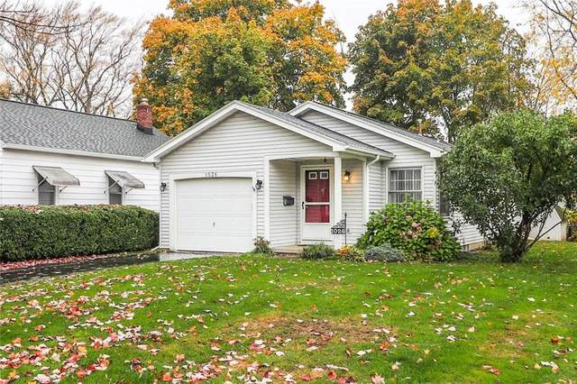 1026 Britton Road, Greece, NY 14616 (MLS #R1303900) :: Thousand Islands Realty
