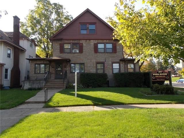 399 Seneca Parkway, Rochester, NY 14613 (MLS #R1304084) :: Robert PiazzaPalotto Sold Team