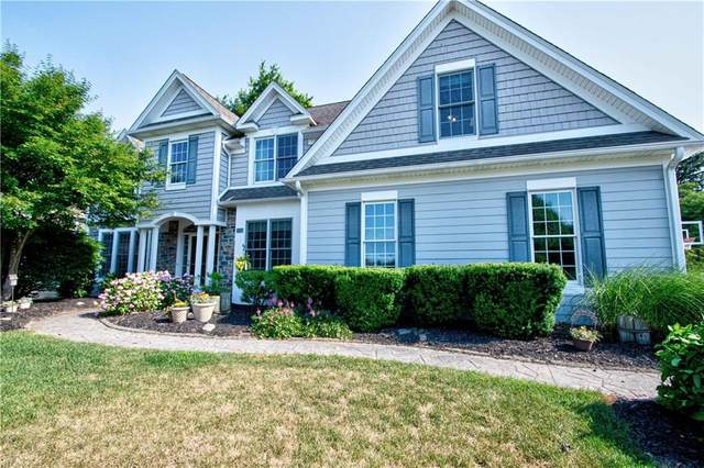 433 Sundance Trail, Webster, NY 14580 (MLS #R1304250) :: MyTown Realty