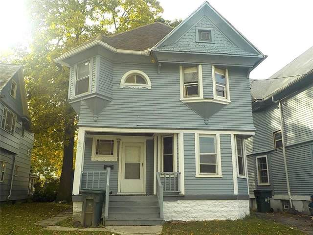 235 Saratoga Avenue, Rochester, NY 14608 (MLS #R1304365) :: BridgeView Real Estate Services