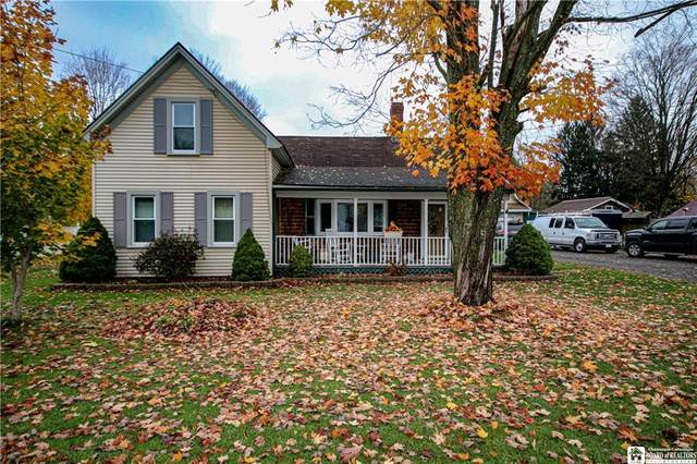 36 Falconer Street, Carroll, NY 14738 (MLS #R1304543) :: Robert PiazzaPalotto Sold Team