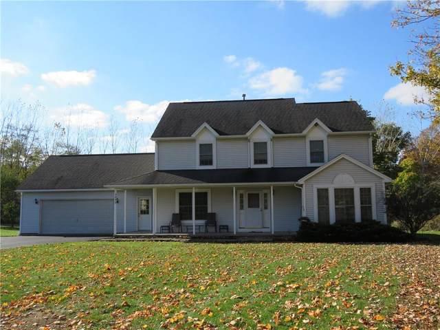 3433 Big Ridge Road, Ogden, NY 14559 (MLS #R1305126) :: BridgeView Real Estate Services
