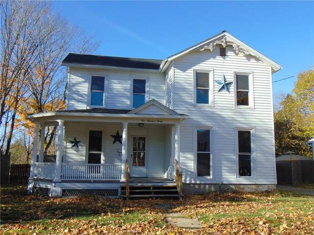130 Benham Street, Milo, NY 14527 (MLS #R1305443) :: Mary St.George | Keller Williams Gateway