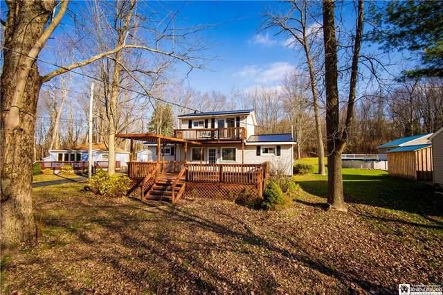 6444 Galloway Road, Chautauqua, NY 14757 (MLS #R1305738) :: BridgeView Real Estate Services