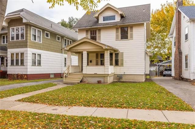 855 Arnett Boulevard, Rochester, NY 14619 (MLS #R1306246) :: Robert PiazzaPalotto Sold Team