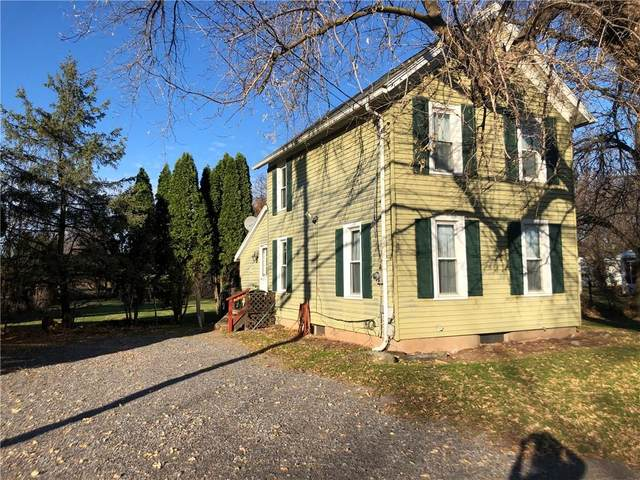 6422 State Route 96, Victor, NY 14564 (MLS #R1306835) :: Robert PiazzaPalotto Sold Team