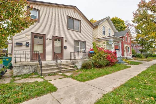 236 Gregory Street, Rochester, NY 14620 (MLS #R1306987) :: Robert PiazzaPalotto Sold Team