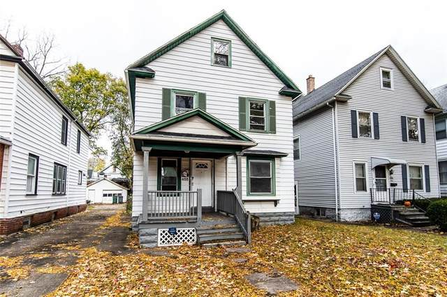 488 Flint Street, Rochester, NY 14611 (MLS #R1307300) :: BridgeView Real Estate Services