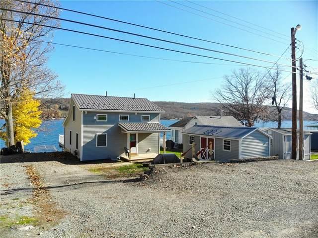 9396 Wixson Road, Wayne, NY 14840 (MLS #R1307301) :: BridgeView Real Estate Services