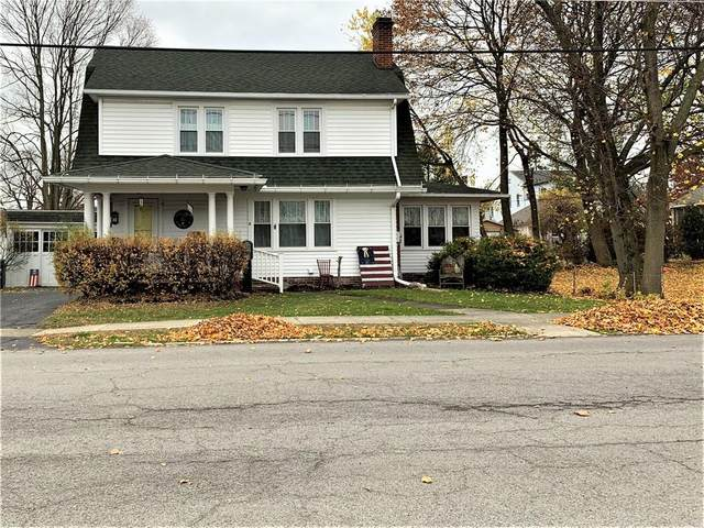 North Dansville, NY 14437 :: BridgeView Real Estate Services