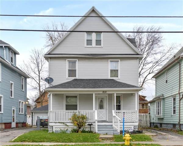 810 Avenue D, Rochester, NY 14621 (MLS #R1307390) :: Robert PiazzaPalotto Sold Team