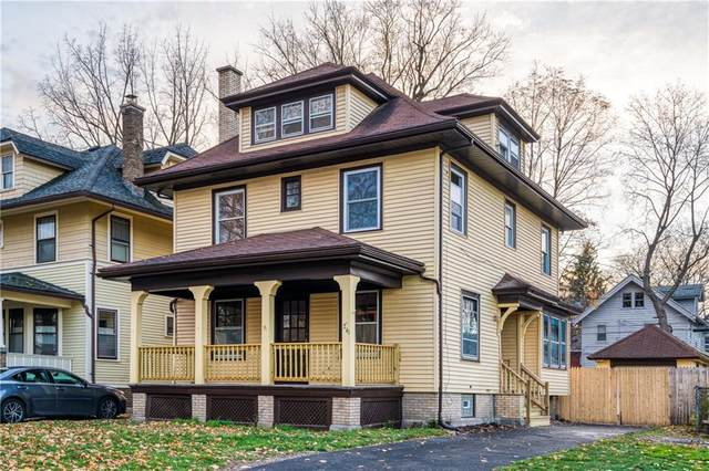 241 Sherwood Avenue, Rochester, NY 14619 (MLS #R1307408) :: Robert PiazzaPalotto Sold Team