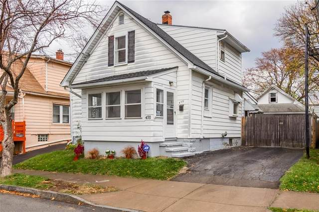 470 Bricker Street, Rochester, NY 14609 (MLS #R1307664) :: BridgeView Real Estate Services