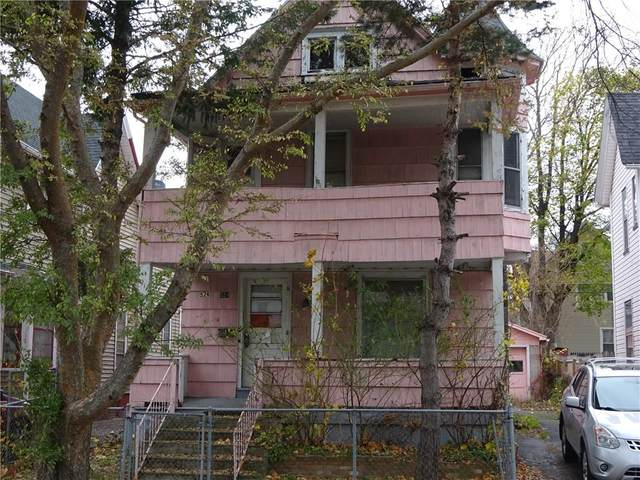 524 Columbia Avenue, Rochester, NY 14611 (MLS #R1307892) :: BridgeView Real Estate Services