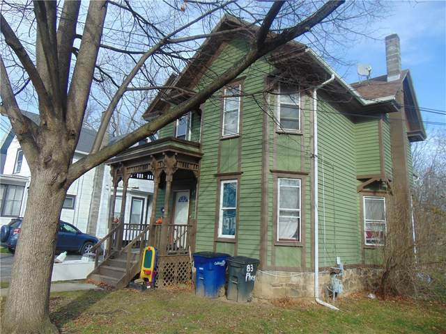 271 Mason Street, Canandaigua-City, NY 14424 (MLS #R1307911) :: Mary St.George | Keller Williams Gateway