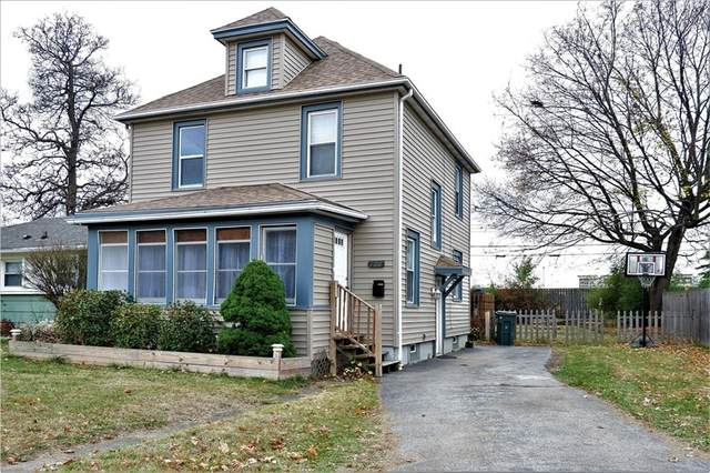 223 Merrill Street, Rochester, NY 14615 (MLS #R1307913) :: BridgeView Real Estate Services