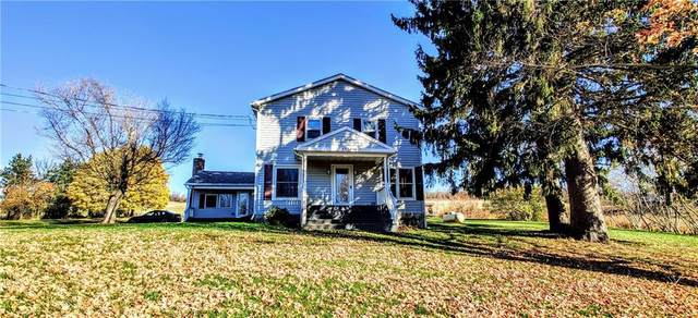 8557 Reeds Corners Road, Sparta, NY 14437 (MLS #R1308076) :: BridgeView Real Estate Services