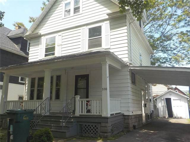 590 Wilkins Street, Rochester, NY 14621 (MLS #R1308110) :: BridgeView Real Estate Services