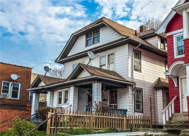1632 Saint Paul Street, Rochester, NY 14621 (MLS #R1308227) :: Robert PiazzaPalotto Sold Team