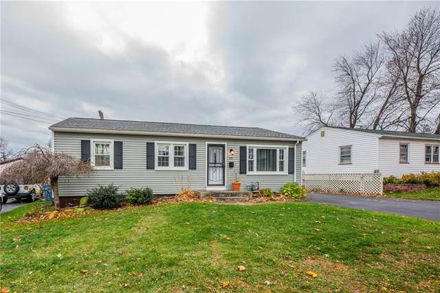 43 Mendon Street, Rochester, NY 14615 (MLS #R1308241) :: BridgeView Real Estate Services