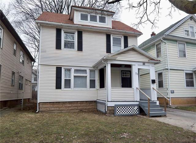 22 Stratford Park, Rochester, NY 14611 (MLS #R1308284) :: BridgeView Real Estate Services