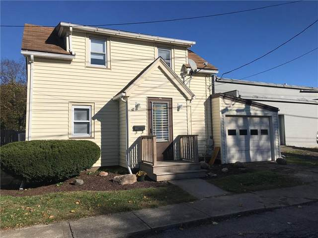 25 Spruce Street, North Dansville, NY 14437 (MLS #R1308285) :: BridgeView Real Estate Services
