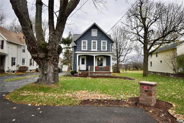 674 W North Street, Geneva-Town, NY 14456 (MLS #R1308290) :: BridgeView Real Estate Services