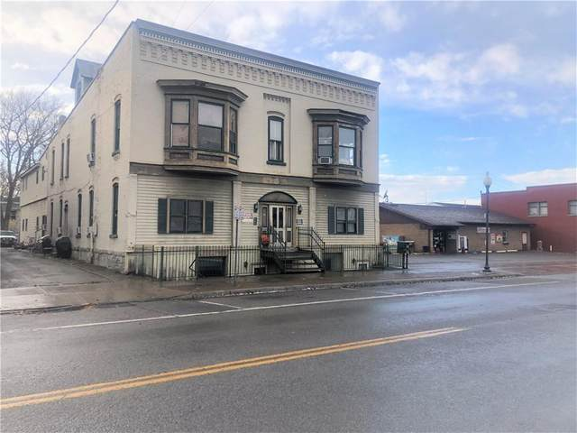 117 Main St Street, North Dansville, NY 14437 (MLS #R1308294) :: Robert PiazzaPalotto Sold Team