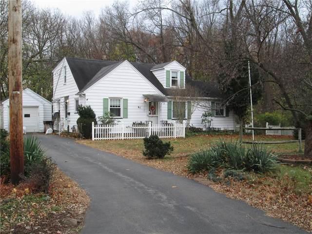 61 Tamarack Drive, Irondequoit, NY 14622 (MLS #R1308306) :: BridgeView Real Estate Services