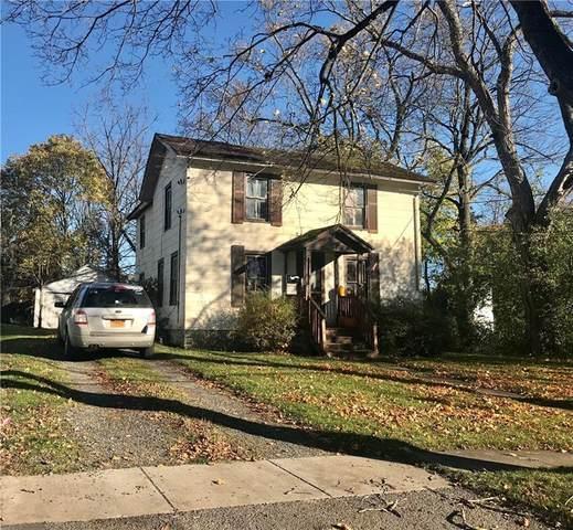 56 Burt Avenue, Auburn, NY 13021 (MLS #R1308315) :: Robert PiazzaPalotto Sold Team