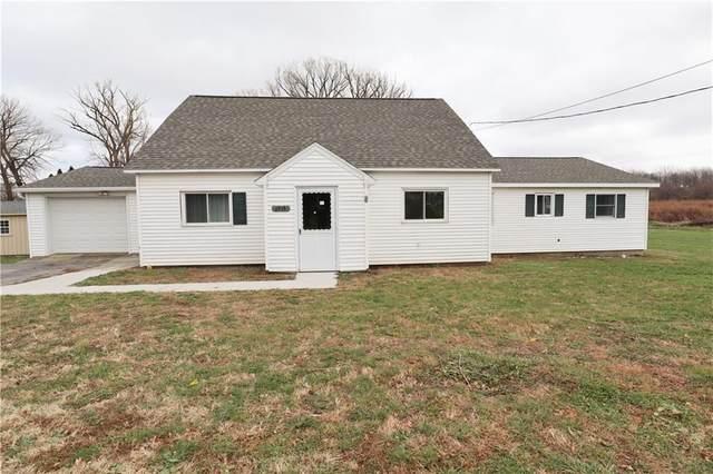 6918 Maple Avenue N, Sodus, NY 14551 (MLS #R1308388) :: BridgeView Real Estate Services