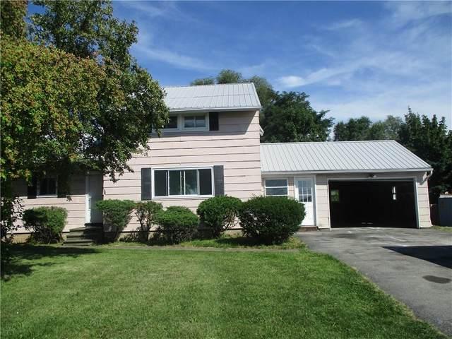 2850 East Henrietta Road, Henrietta, NY 14623 (MLS #R1308473) :: 716 Realty Group