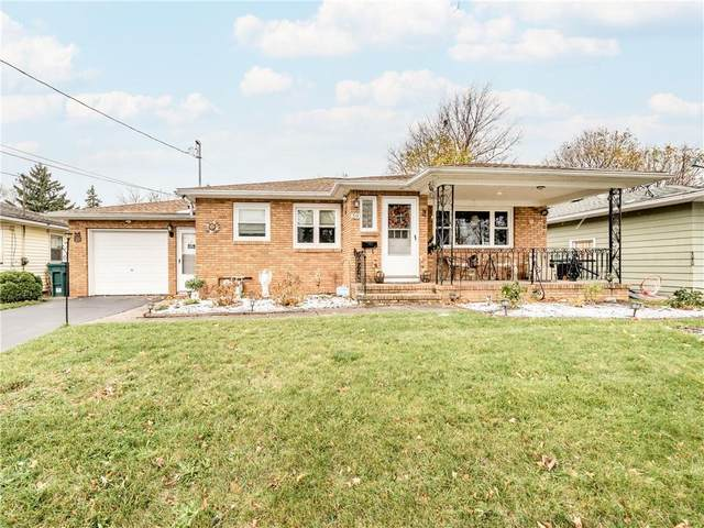 59 Branch Street, Rochester, NY 14621 (MLS #R1308591) :: Robert PiazzaPalotto Sold Team