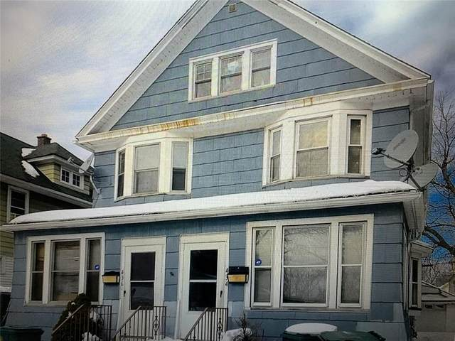 434 Driving Park Avenue, Rochester, NY 14613 (MLS #R1308690) :: BridgeView Real Estate Services