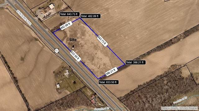 1947 State Route 332, Canandaigua-Town, NY 14424 (MLS #R1308727) :: Mary St.George   Keller Williams Gateway