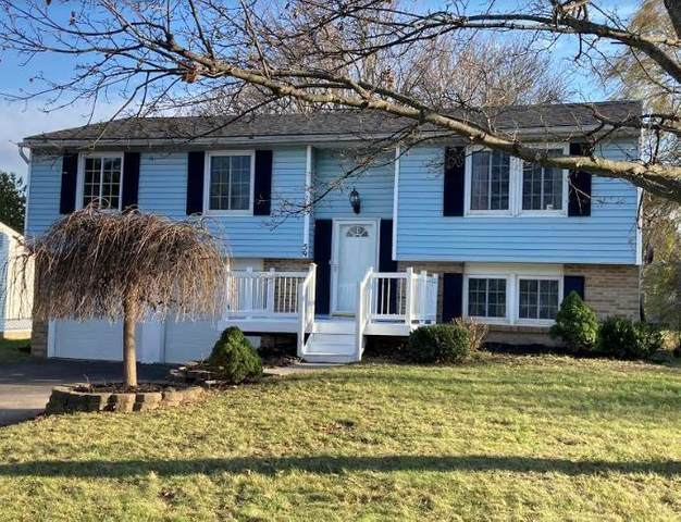 59 Coachlight Circle, Farmington, NY 14425 (MLS #R1308885) :: BridgeView Real Estate Services