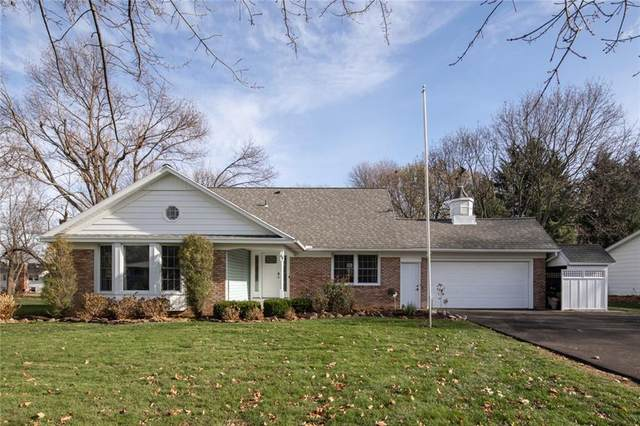 44 Harper Drive, Pittsford, NY 14534 (MLS #R1308894) :: BridgeView Real Estate Services