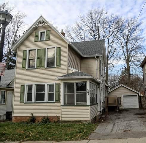 503 Seward Street, Rochester, NY 14608 (MLS #R1308909) :: BridgeView Real Estate Services